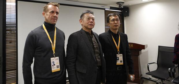 日本包装设计协会参观东道