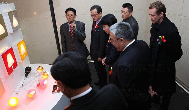 """东道国际部总裁费斌受邀出席""""KIDP China""""成立仪式10"""