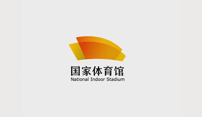 国家体育馆logo