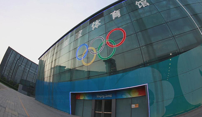 国家体育馆入口
