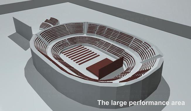 国家体育馆设计图