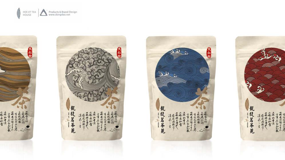 茶叶包装设计-东道设计案例