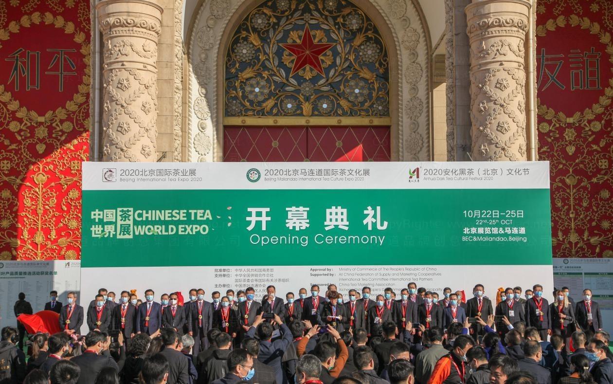 第十六届中国茶叶经济年会暨第十二届勐海国际茶王节