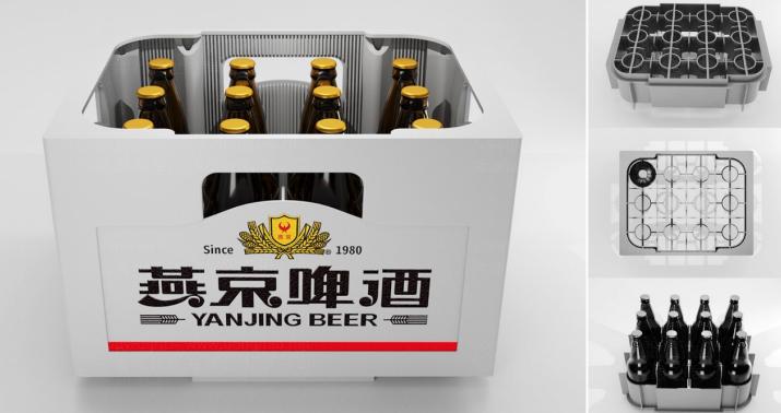 打造燕京U8吸睛包装,展现民族品牌自信风范