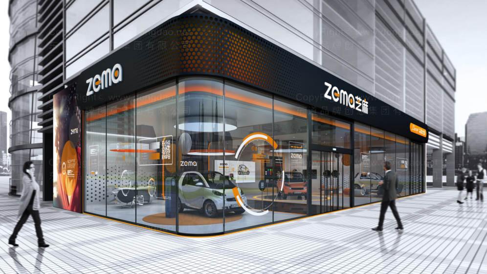 汽车展厅空间设计