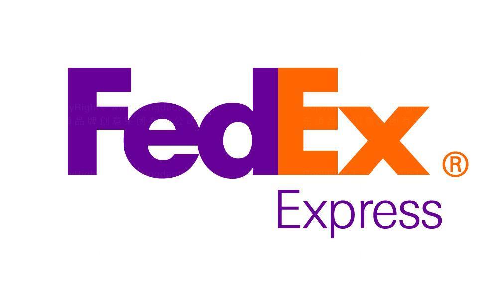 FedEx的logo