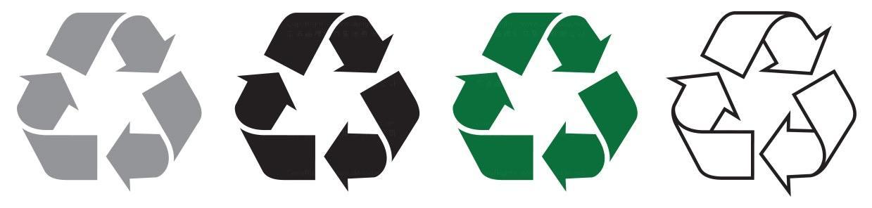 可循环标志