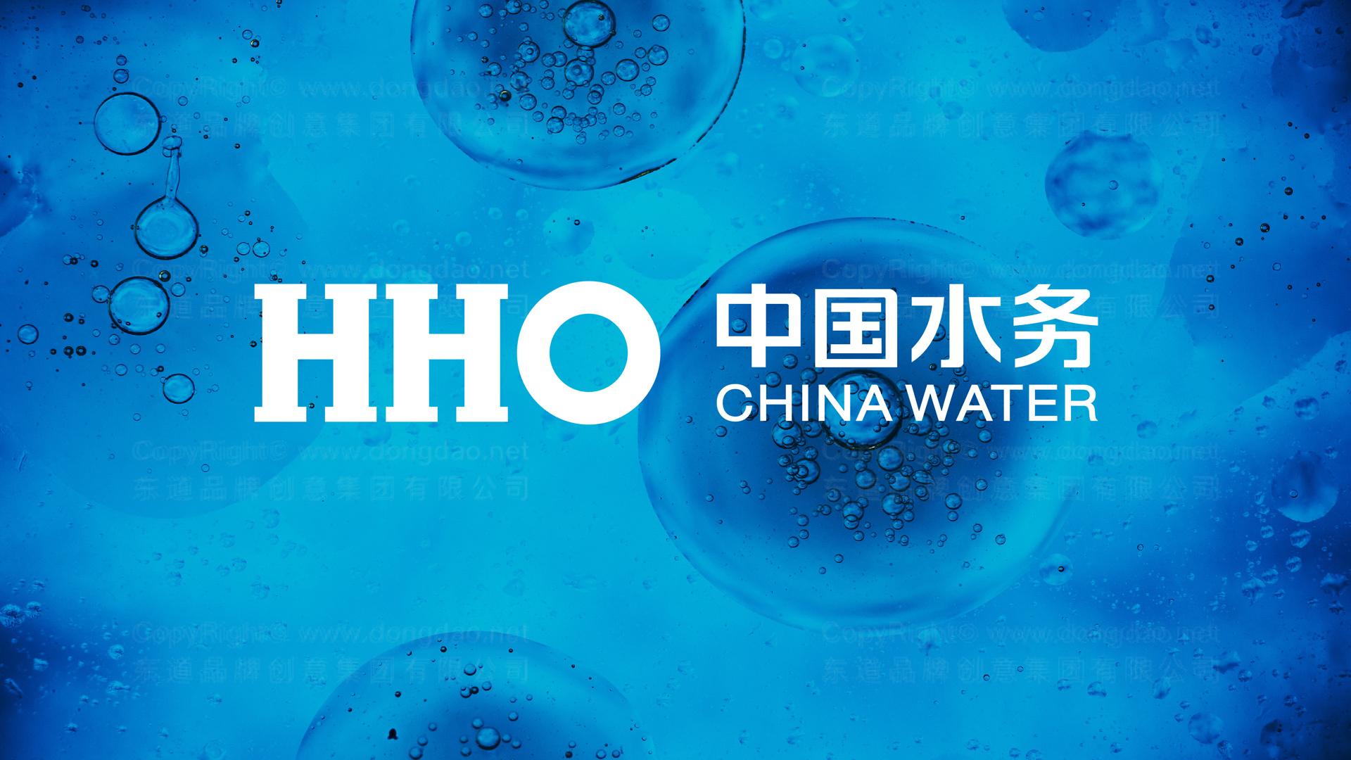 中國水務SI形象設計