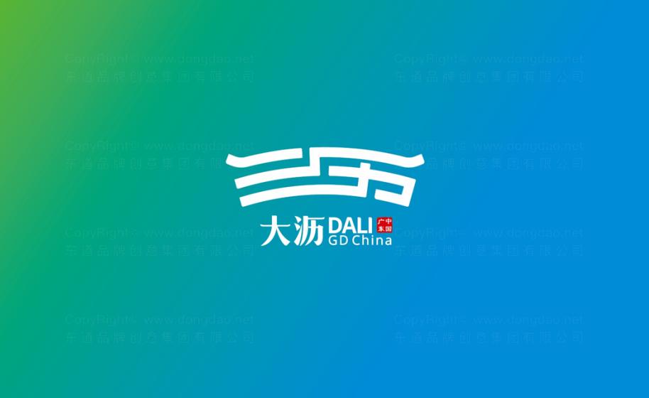 logo设计,为大沥镇提升城市品牌形象