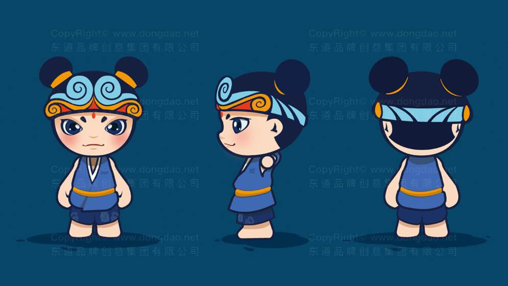 钱塘江文化节吉祥物设计案例分享
