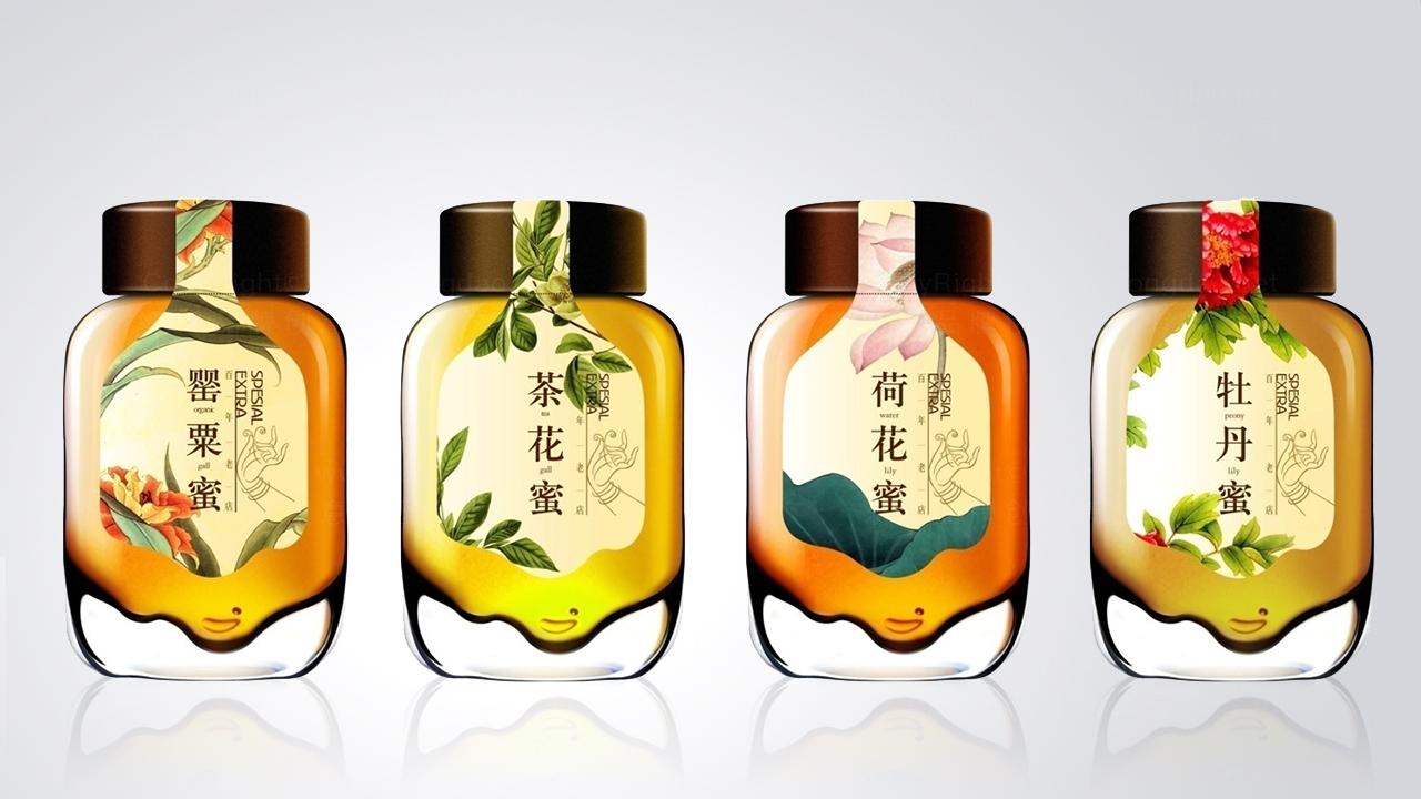 产品包装案例颐寿园造型包装