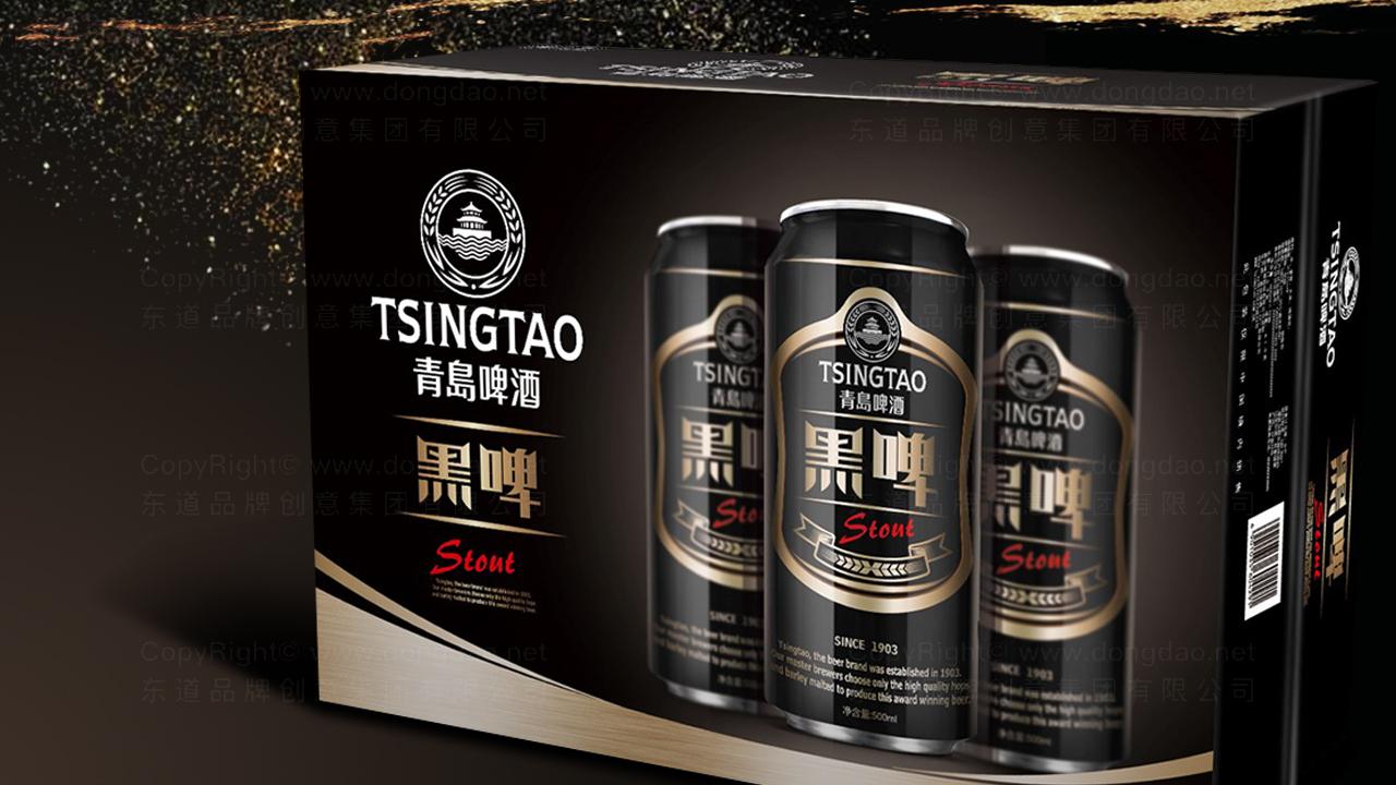 产品包装青岛啤酒黑啤包装应用场景_1