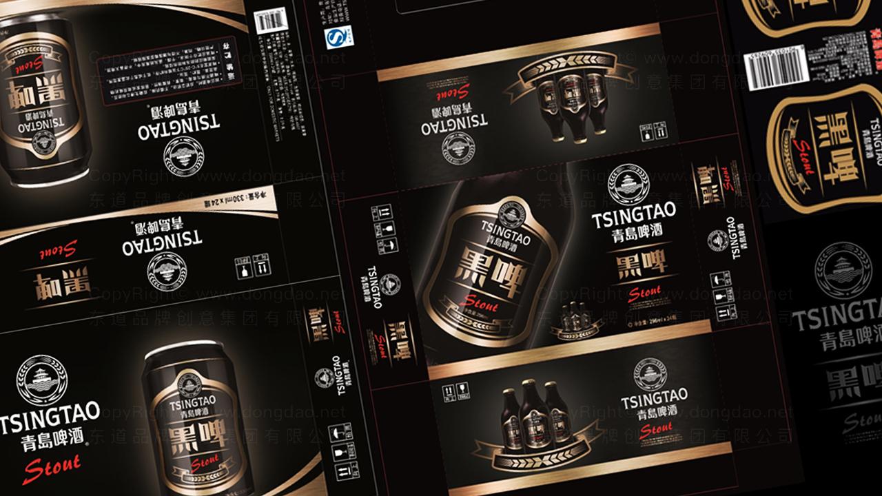 产品包装青岛啤酒黑啤包装应用场景_5