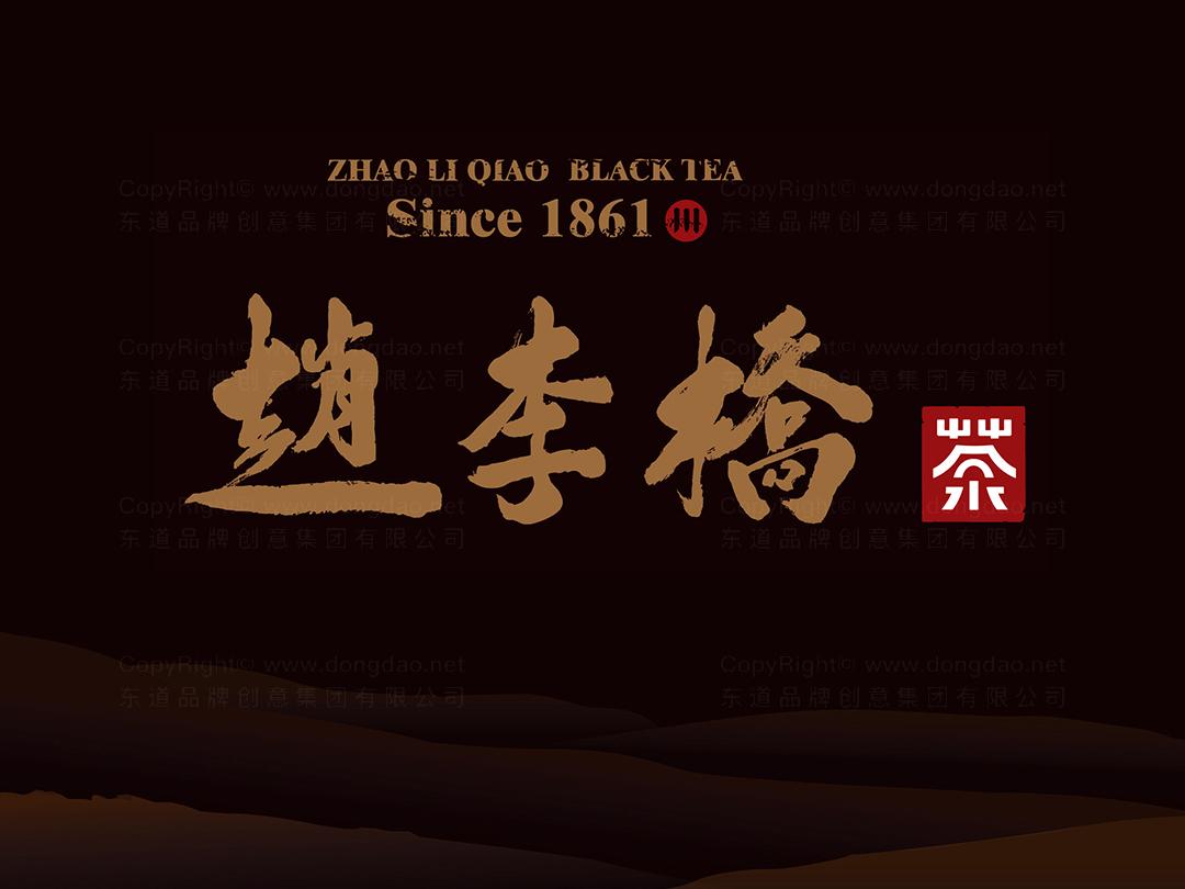 品牌设计赵李桥logo设计、vi设计应用场景_7