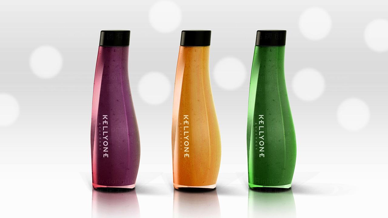 产品包装案例娃哈哈瓶型设计