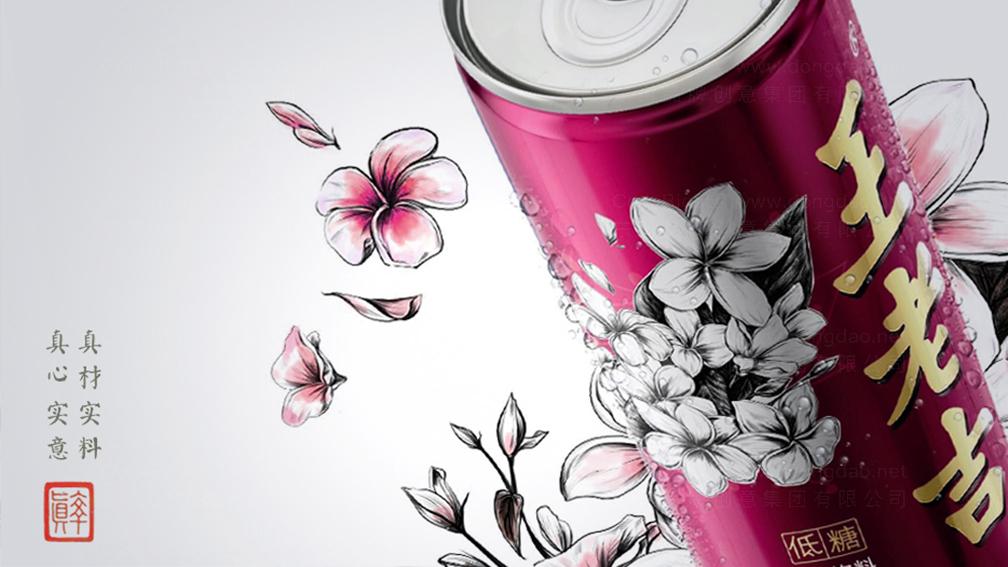 产品包装王老吉减糖凉茶应用场景