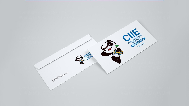 视觉传达进博会CIIE进博会吉祥物设计应用场景_15