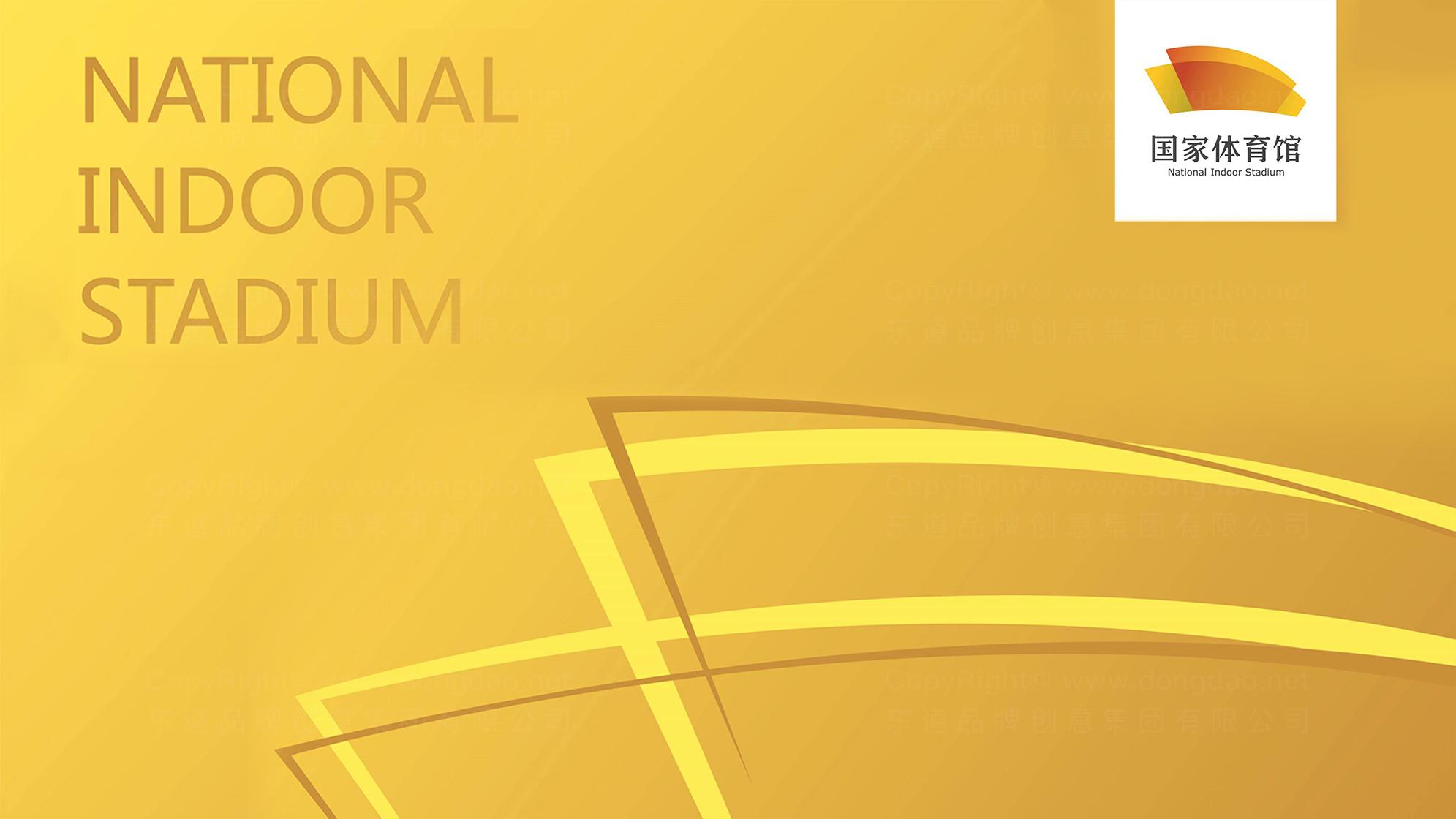 文体娱媒品牌设计国家体育馆LOGO&VI设计
