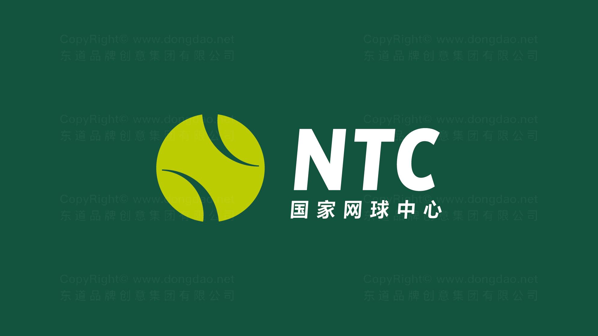 品牌设计案例国家网球中心标志设计