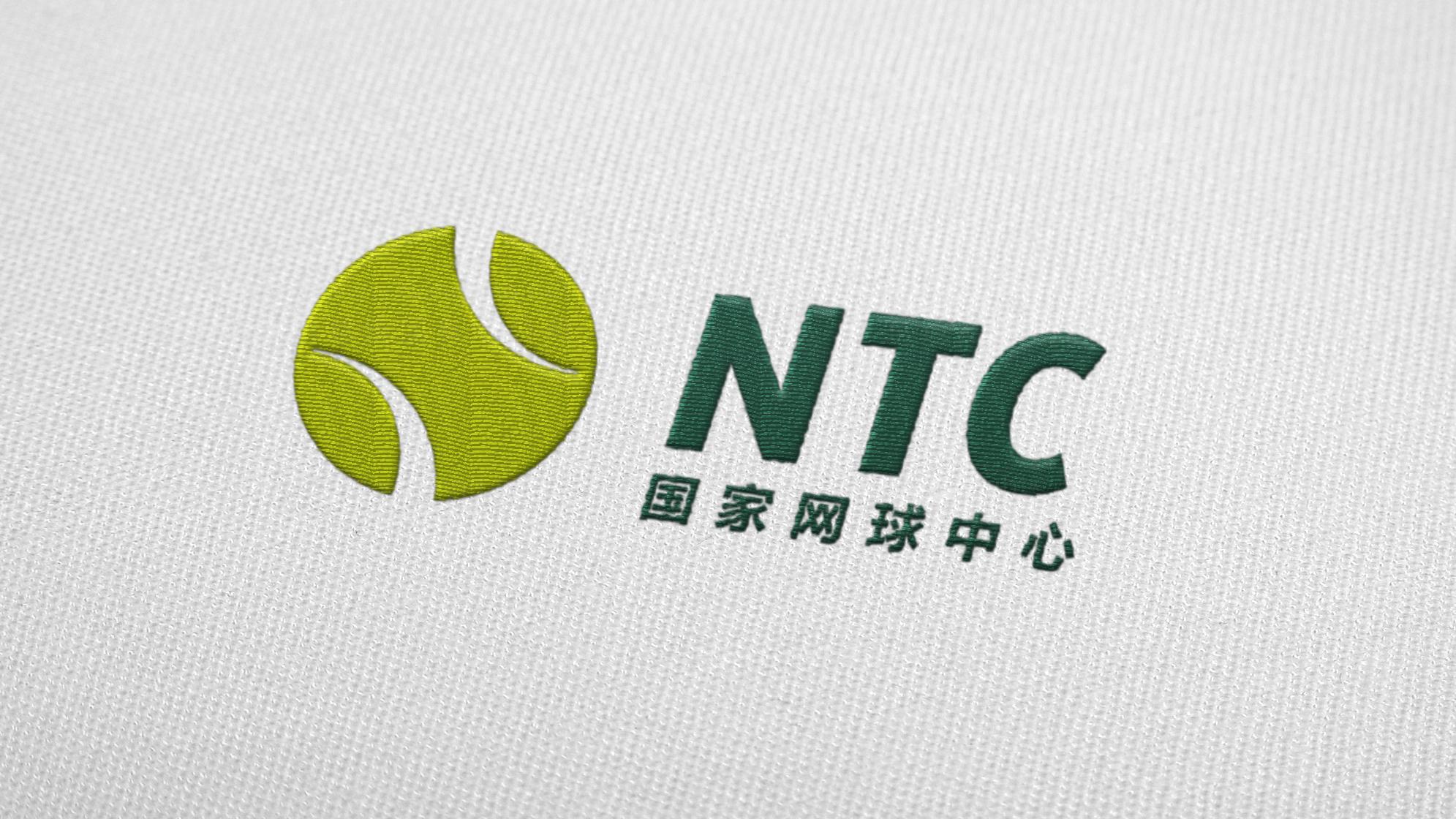 品牌设计国家网球中心标志设计应用场景_8