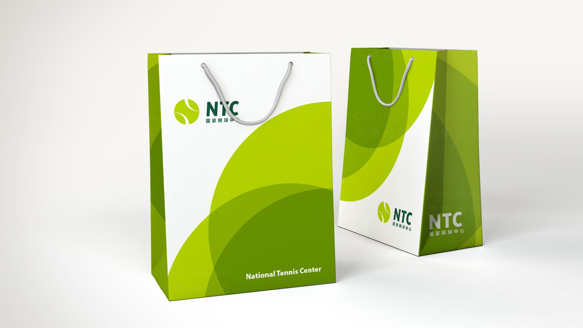 品牌设计国家网球中心标志设计应用场景_2