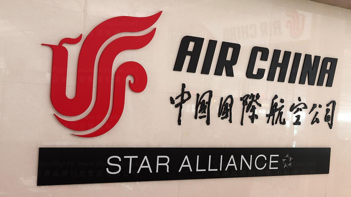 商业空间&导示案例中国国航导示