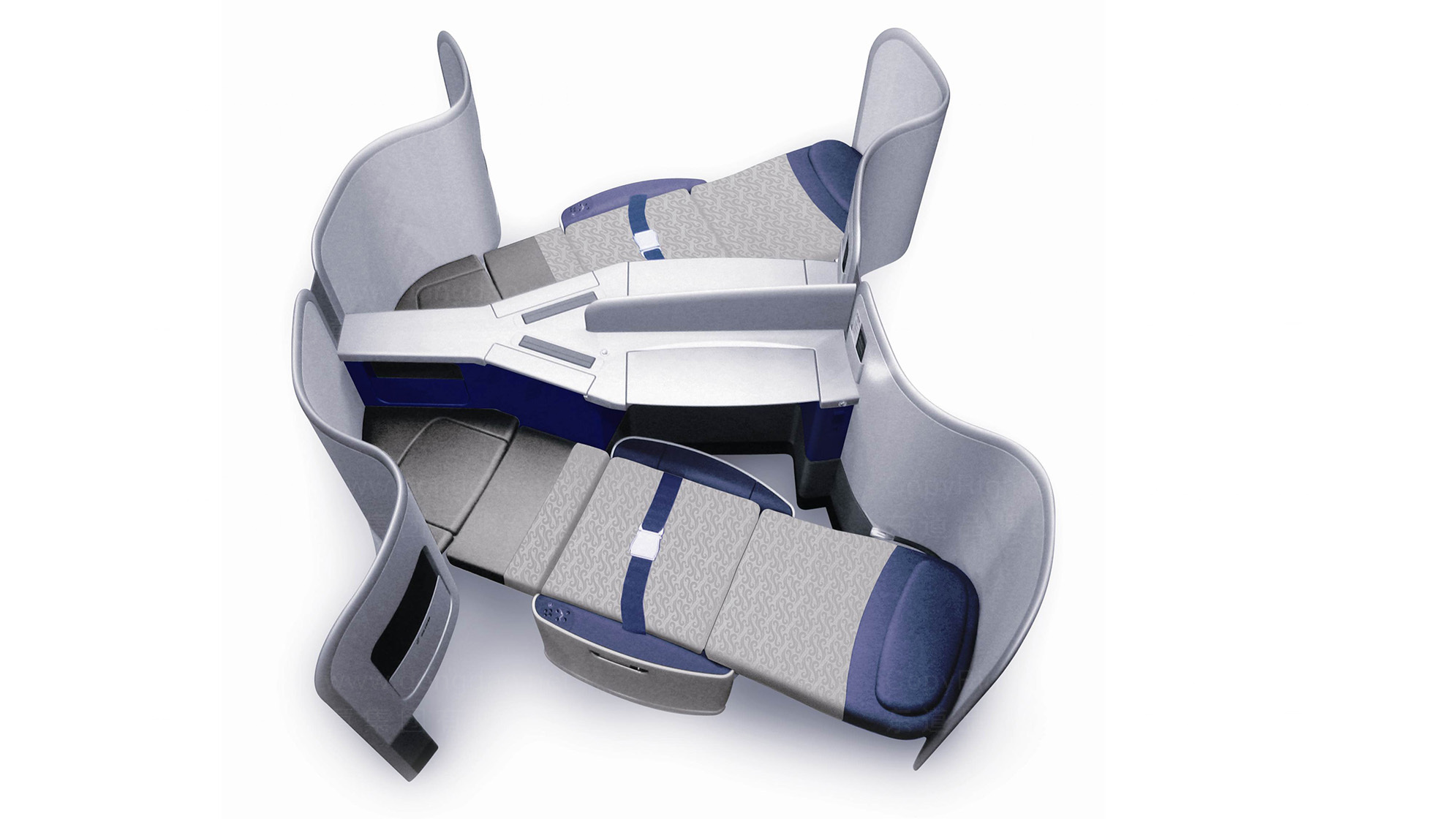 品牌设计中国国航VI设计应用场景_3