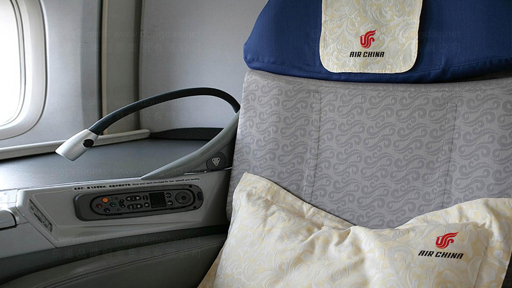 品牌设计中国国航VI设计应用场景_4