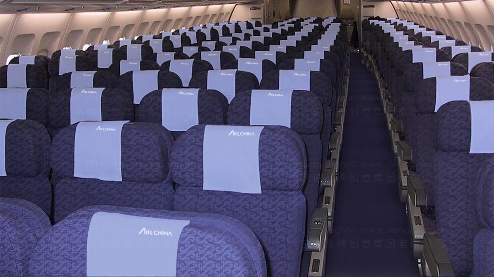 航空航天商业空间&导示中国国航三舱及产品设计