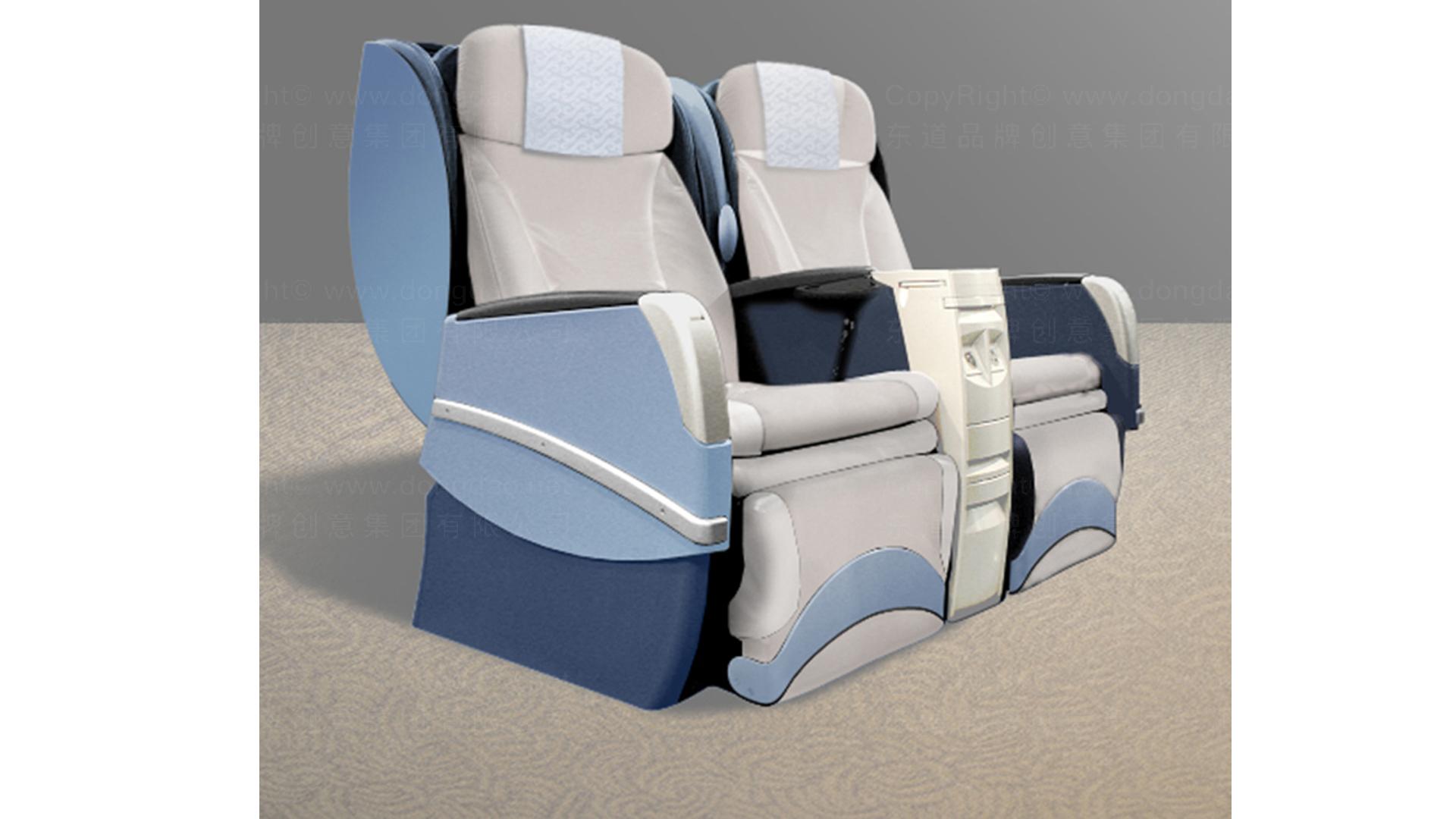 商业空间&导示中国国航三舱及产品设计应用场景_1