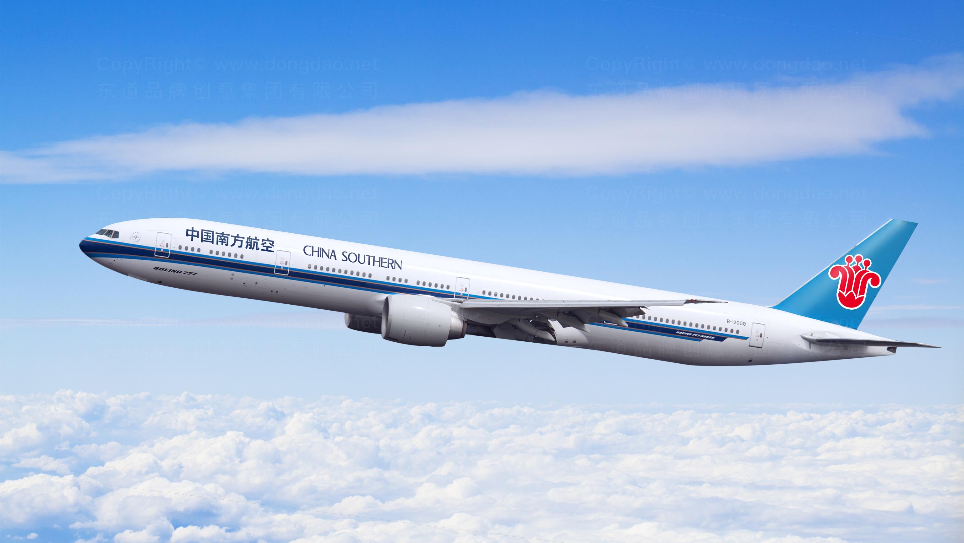 品牌设计案例南方航空VI设计
