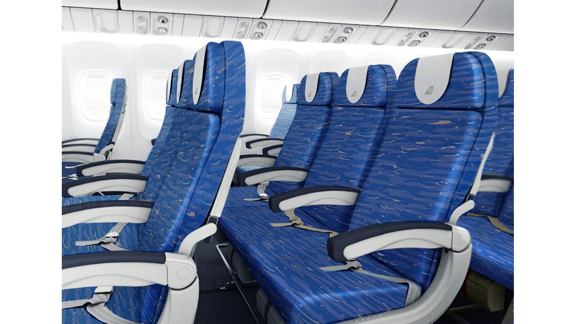商业空间&导示南方航空三舱设计应用