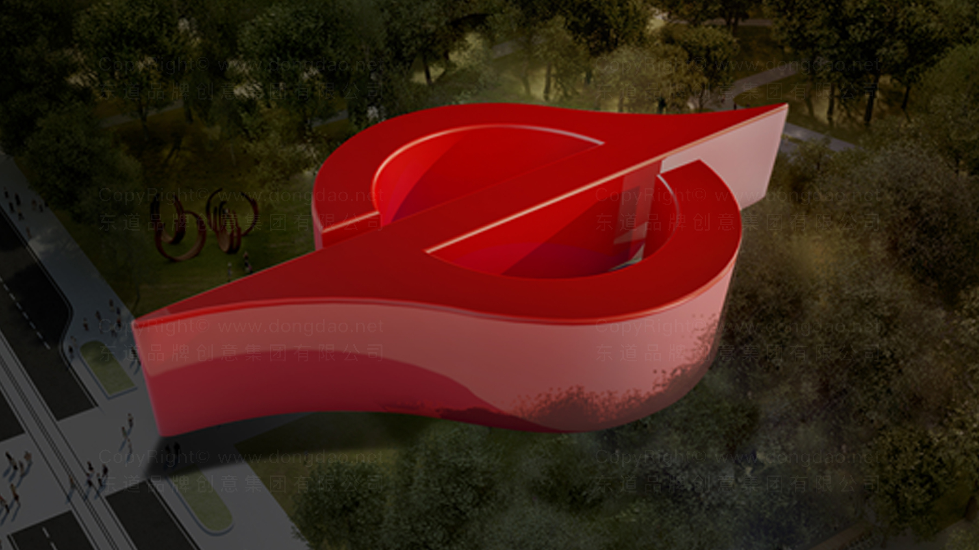 品牌设计中国长征火箭logo设计、vi设计应用场景_1
