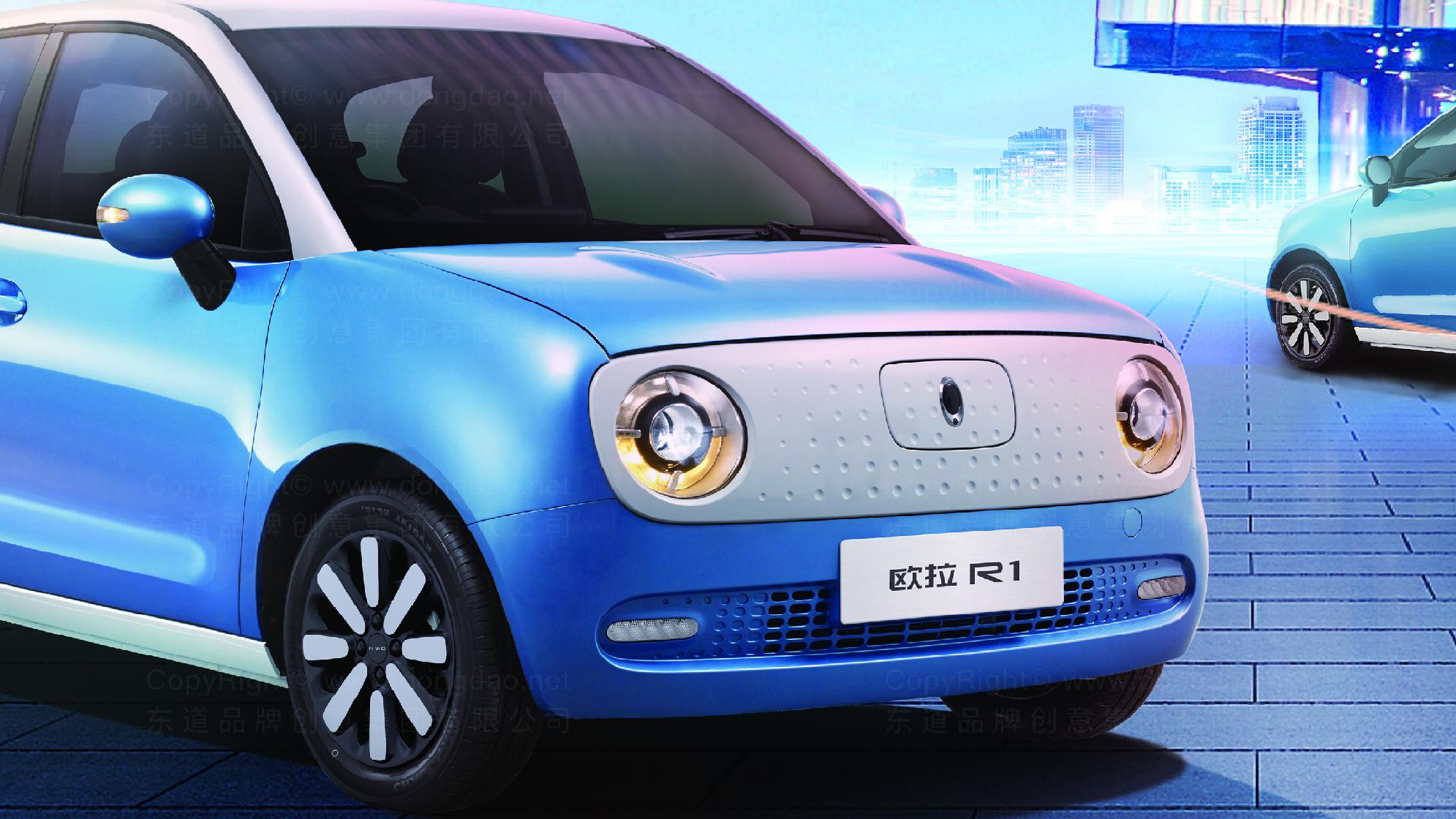 品牌设计长城汽车VI设计应用
