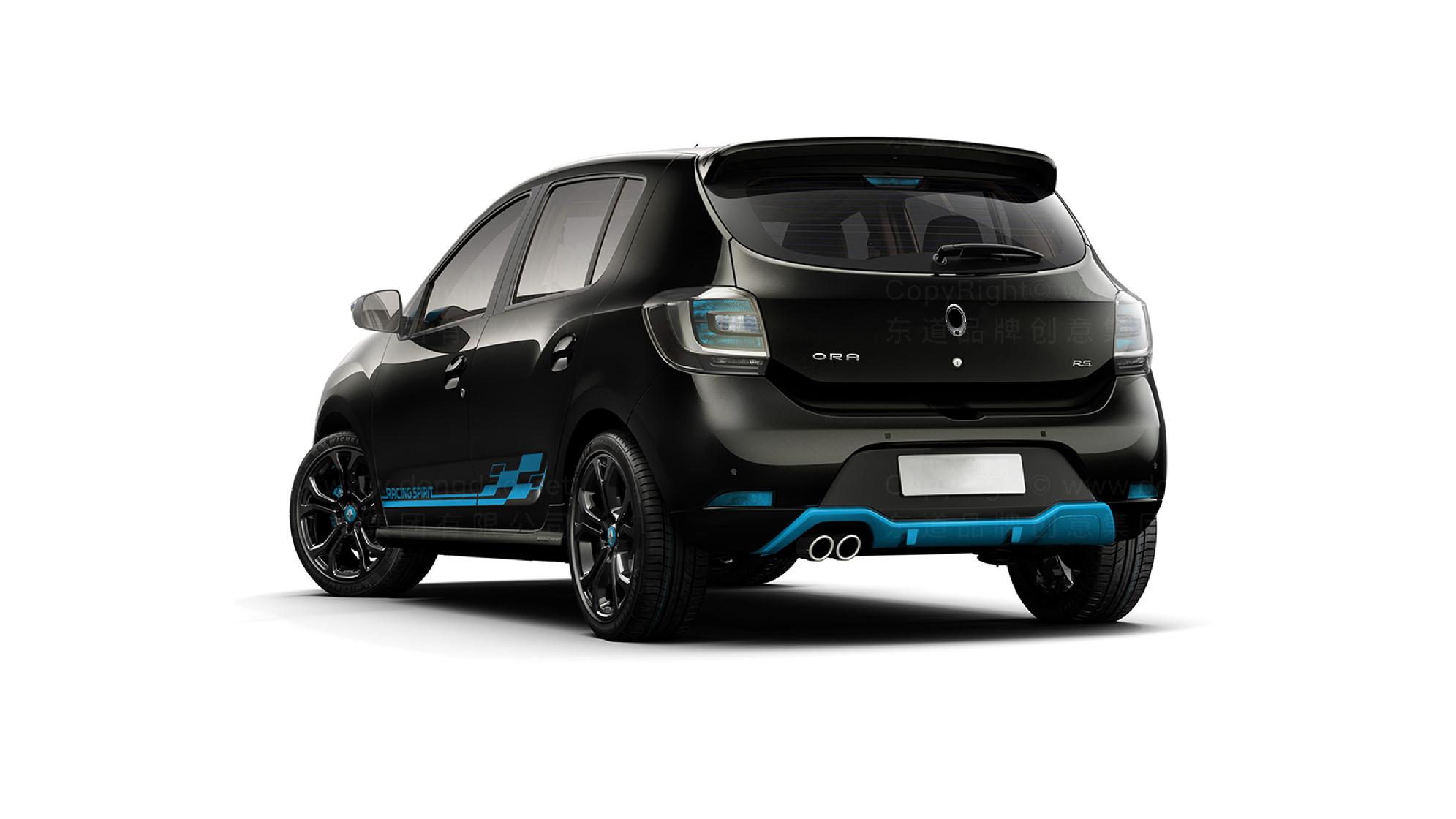 品牌设计长城汽车VI设计应用场景