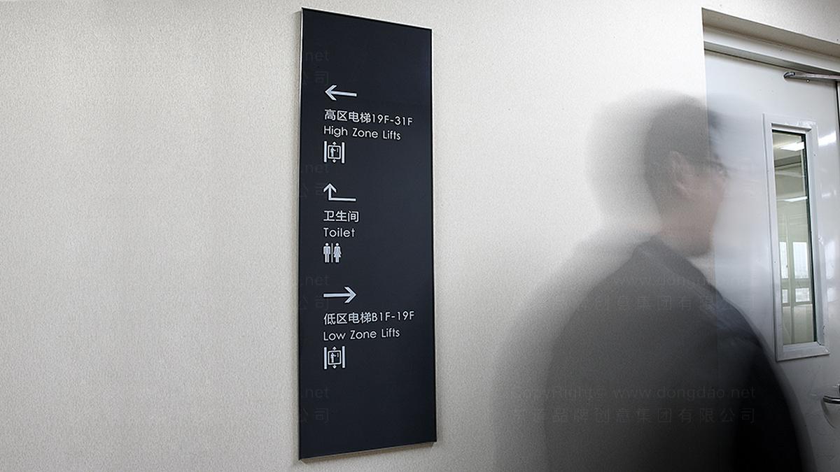商业空间&导示复星国际导视设计应用