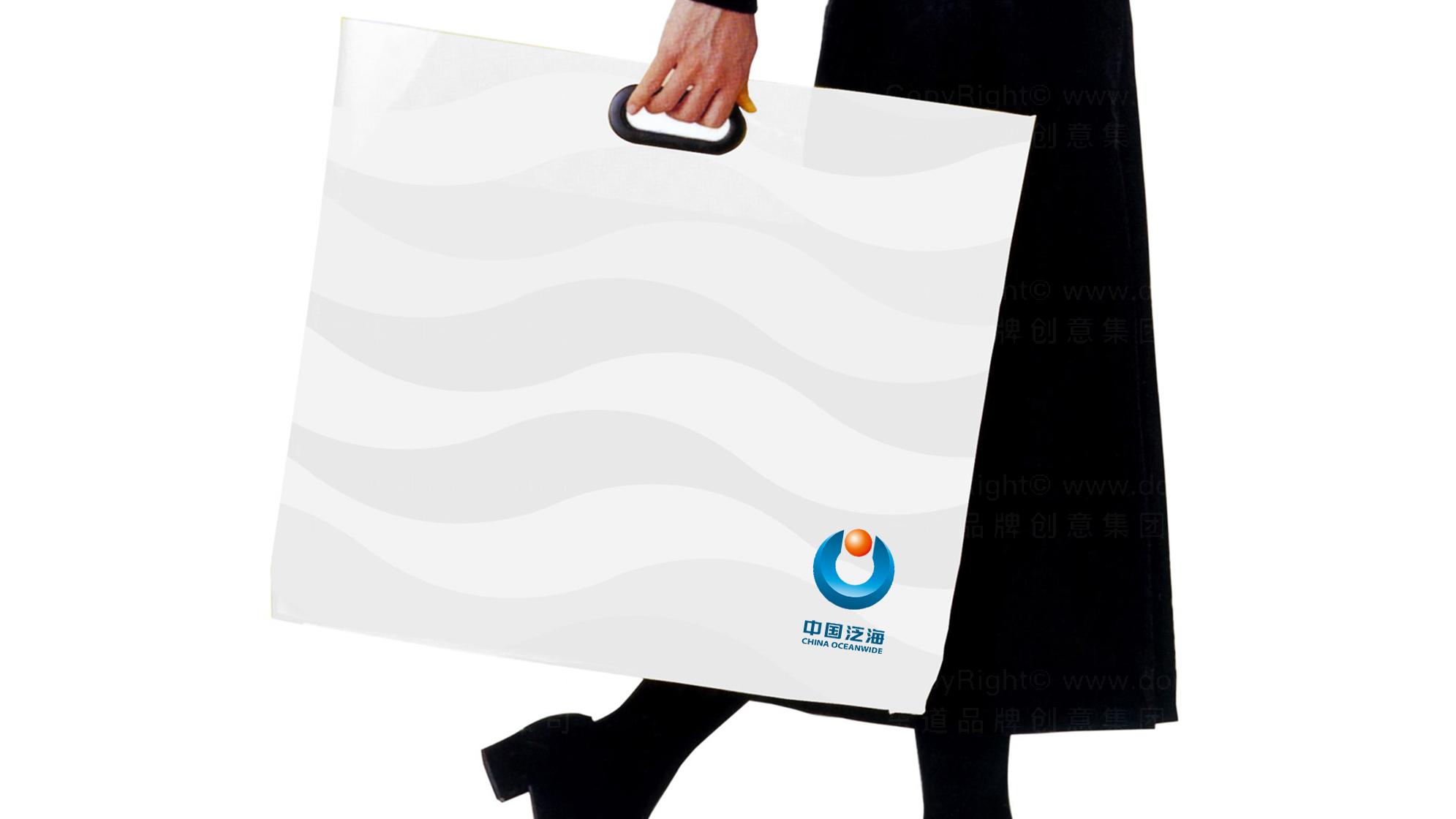 品牌设计泛海控股LOGO&VI设计应用场景_1