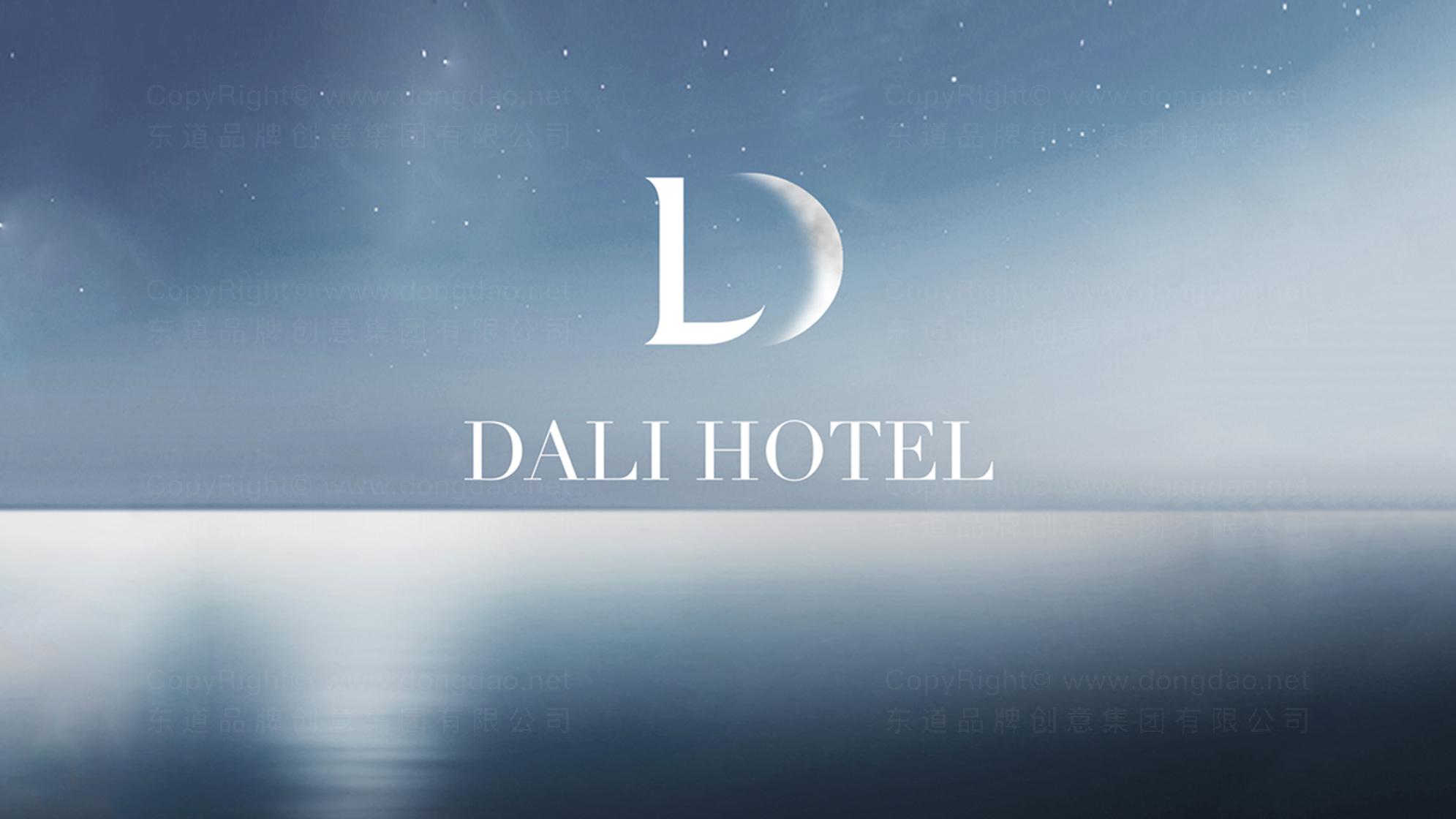品牌设计案例大理国际酒店LOGO&VI设计