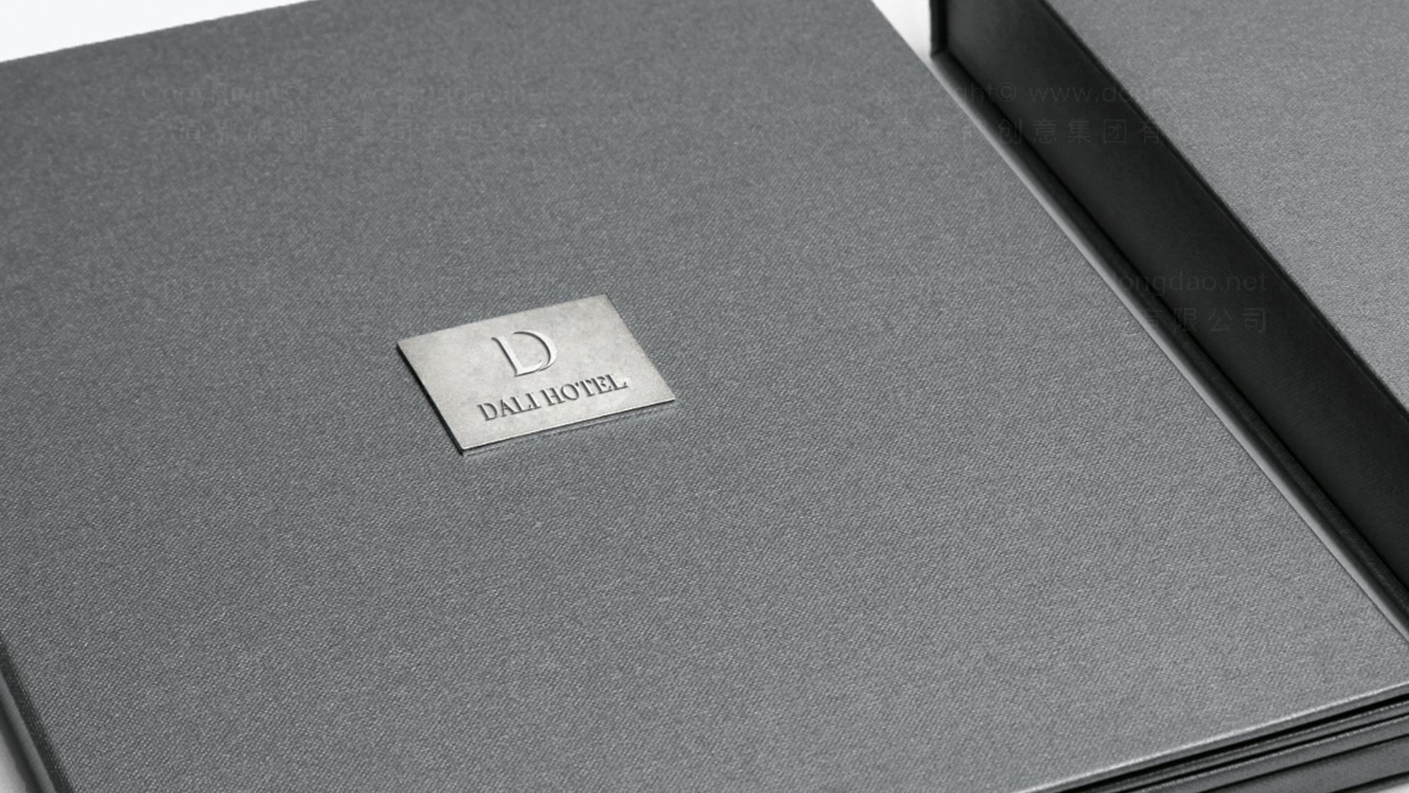 品牌设计大理国际酒店LOGO&VI设计应用场景_12