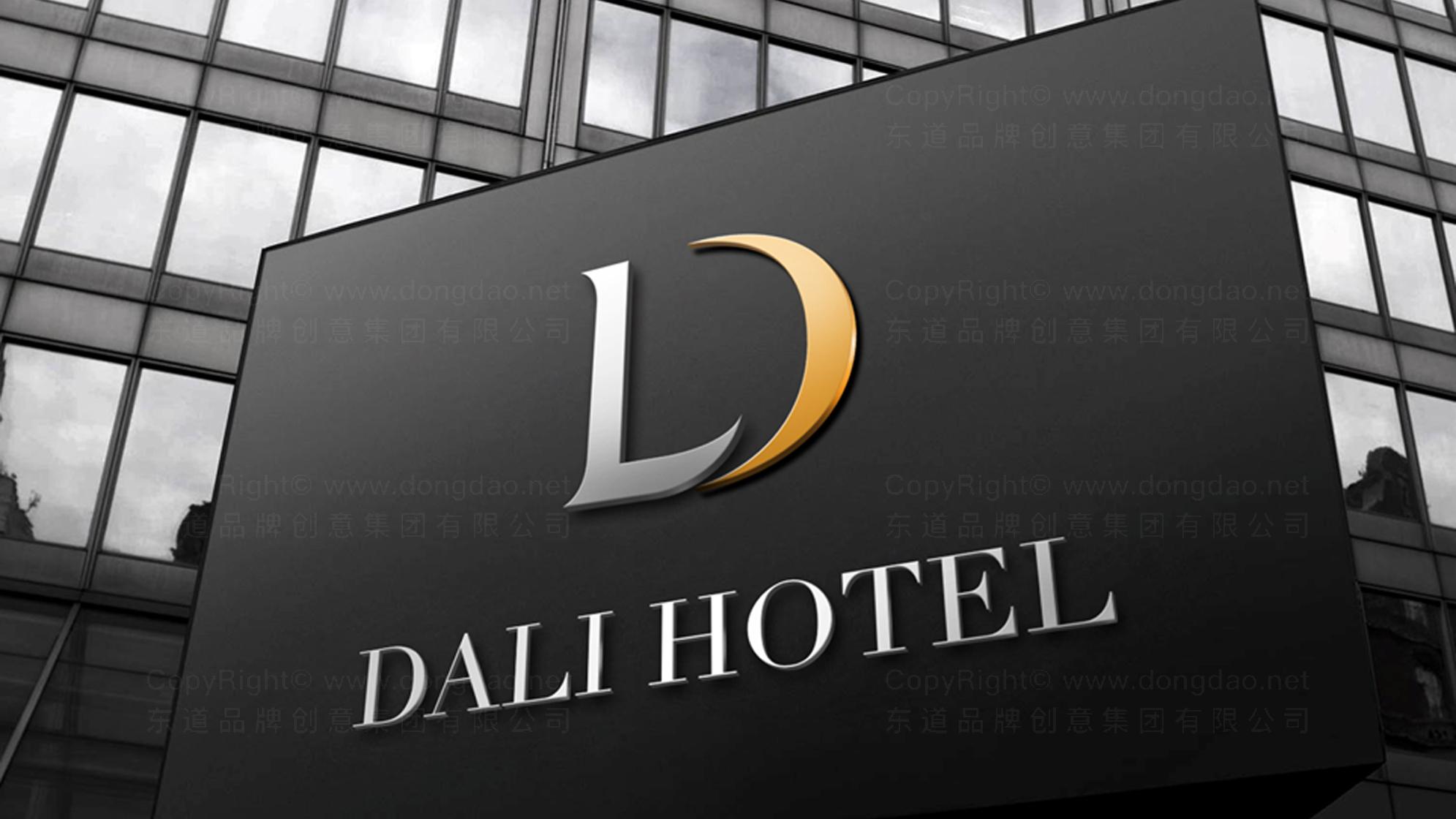 品牌设计大理国际酒店LOGO&VI设计应用场景_16