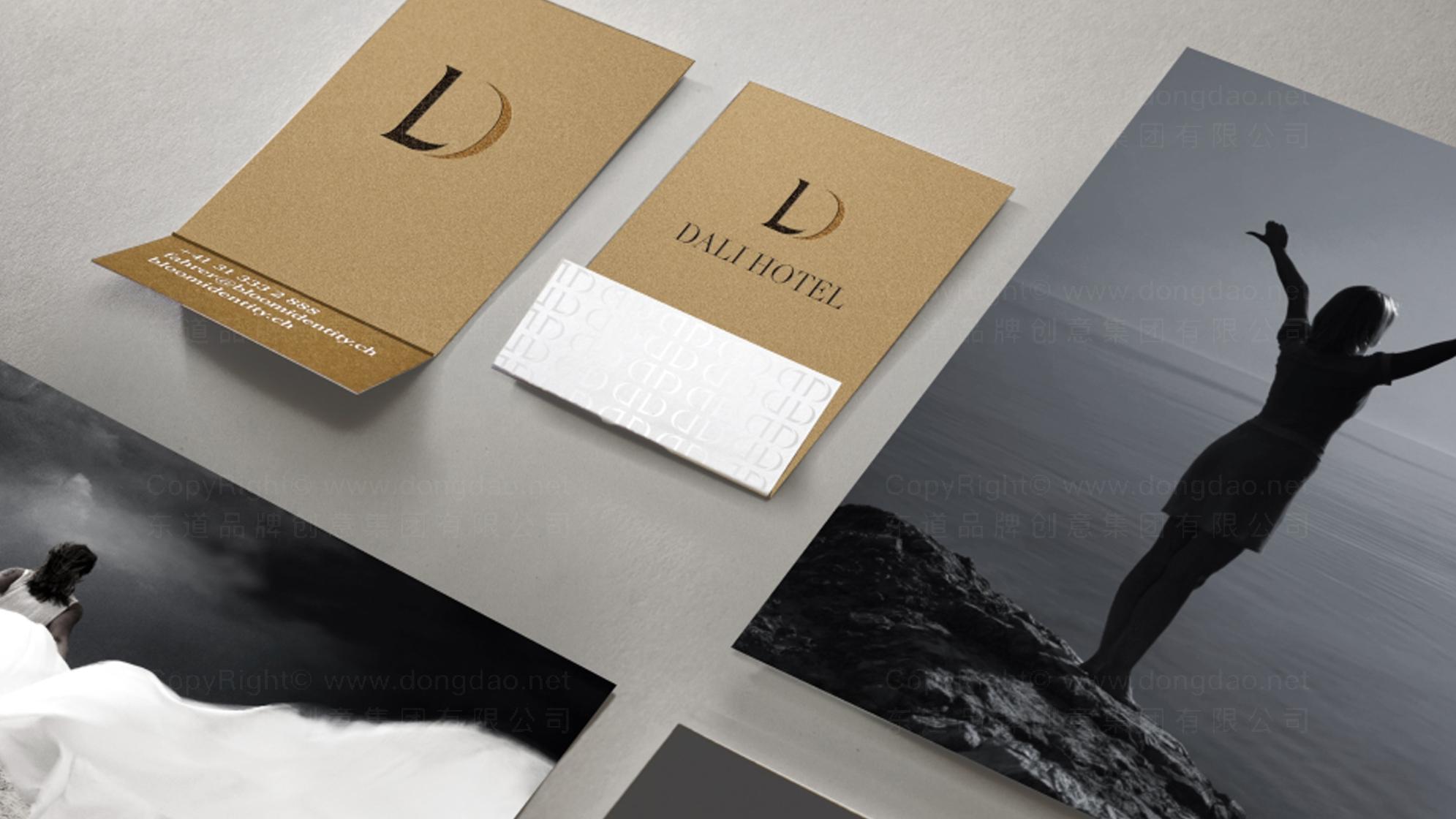 品牌设计大理国际酒店LOGO&VI设计应用场景_5