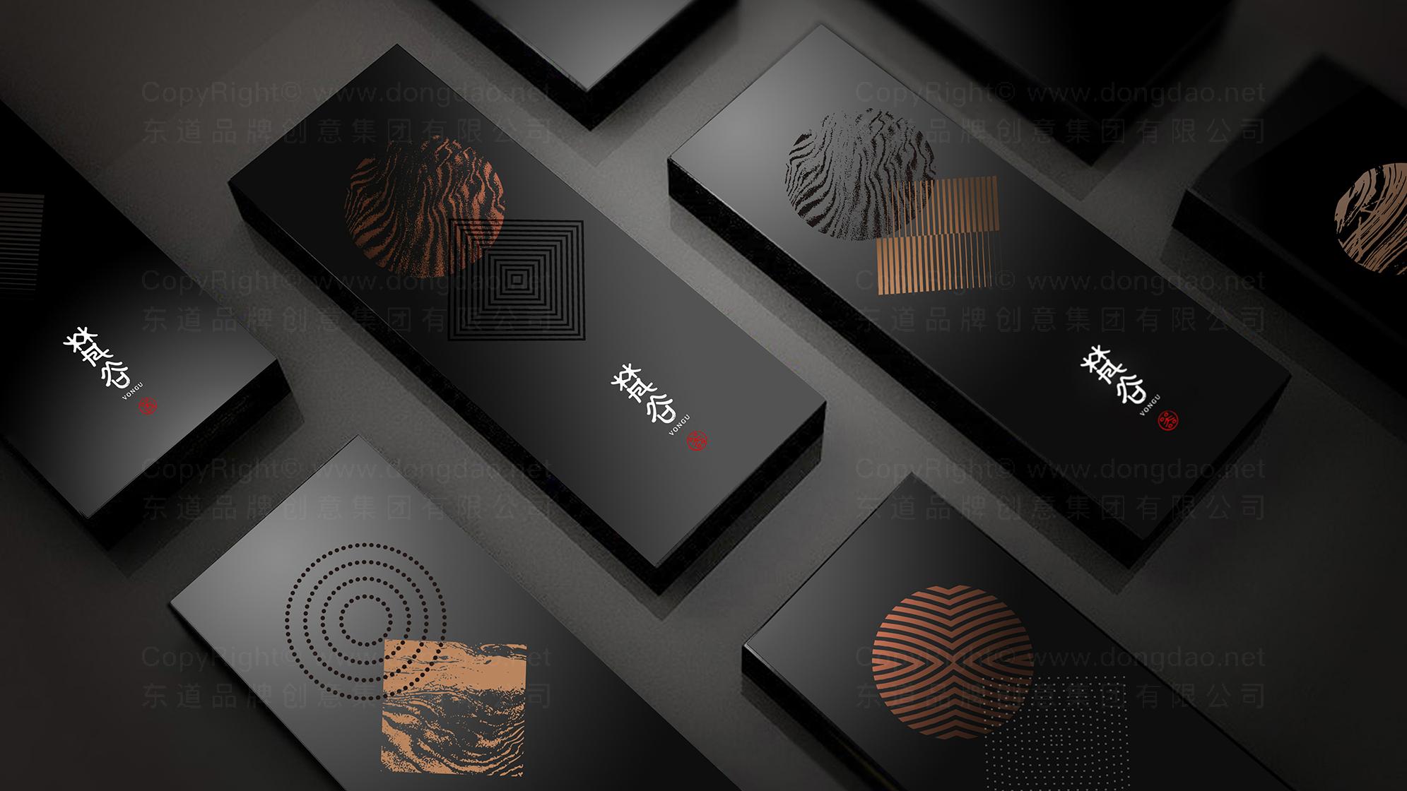 品牌设计梵谷漆器LOGO&VI设计应用场景_1