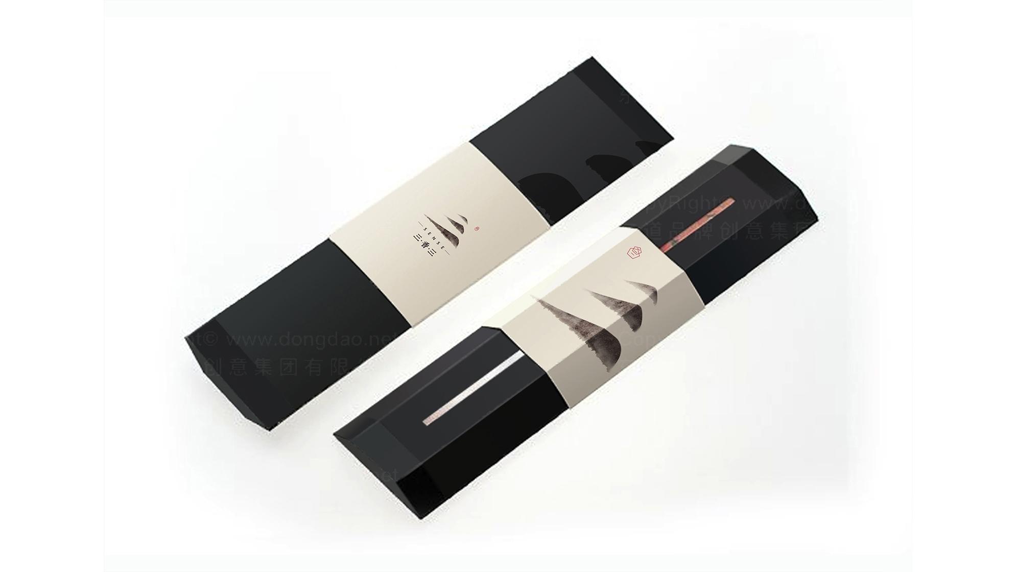 品牌设计三香三LOGO&VI设计应用场景_7