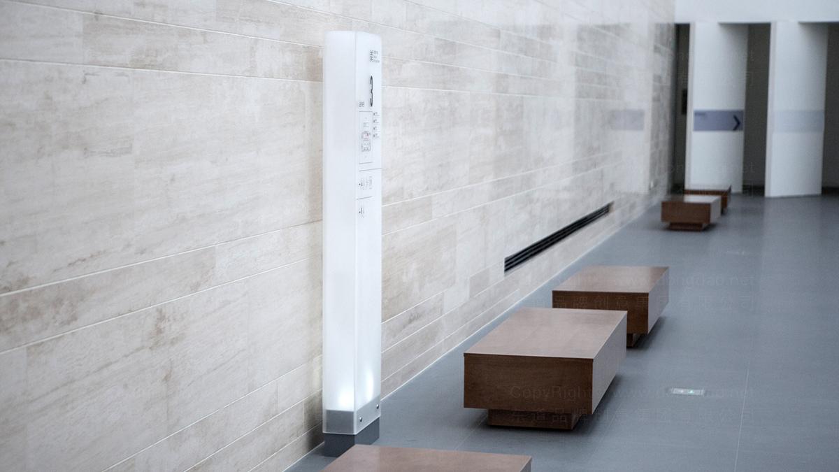 商业空间&导示天津美术馆导示设计应用场景_1