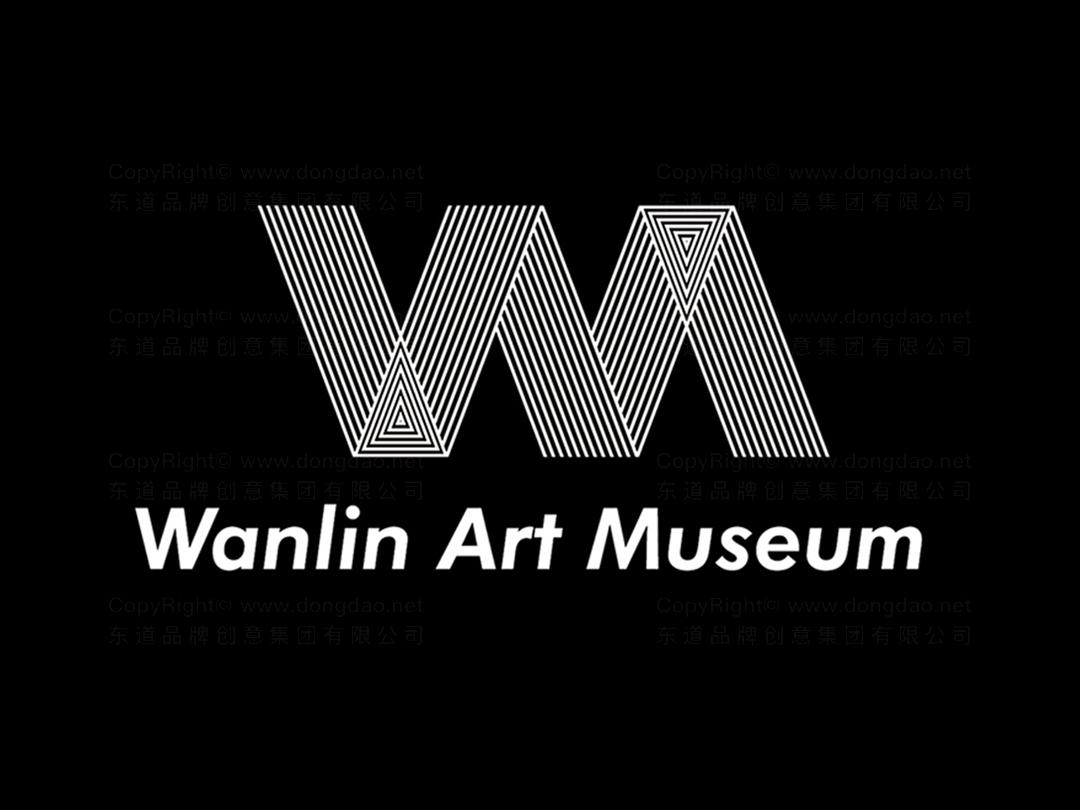 品牌设计武汉大学万林博物馆logo设计、vi设计应用场景_5