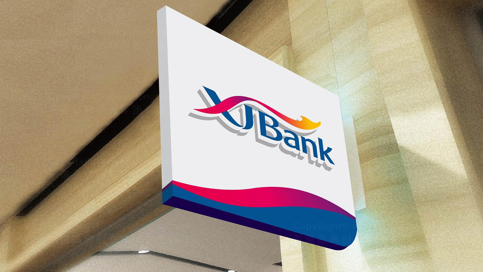 品牌设计案例新疆银行LOGO&VI设计