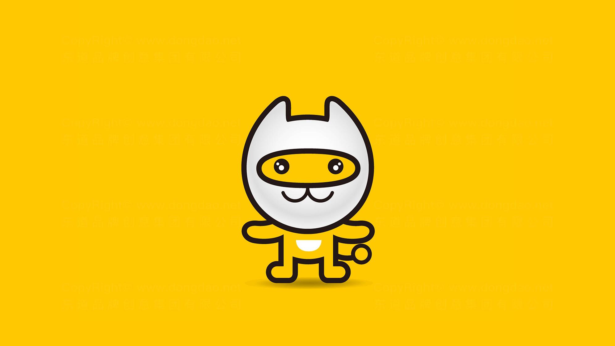 品牌设计一猫汽车logo设计、vi设计应用场景_2