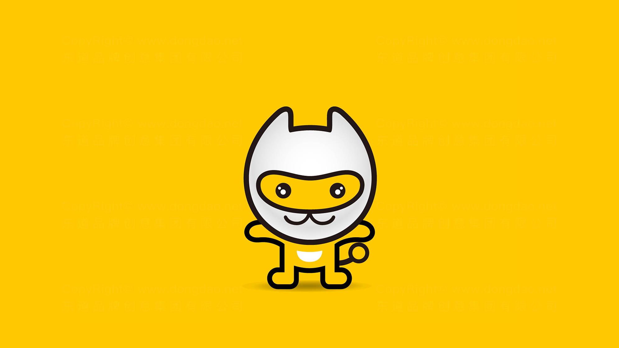品牌设计一猫汽车logo设计、vi设计应用场景_4