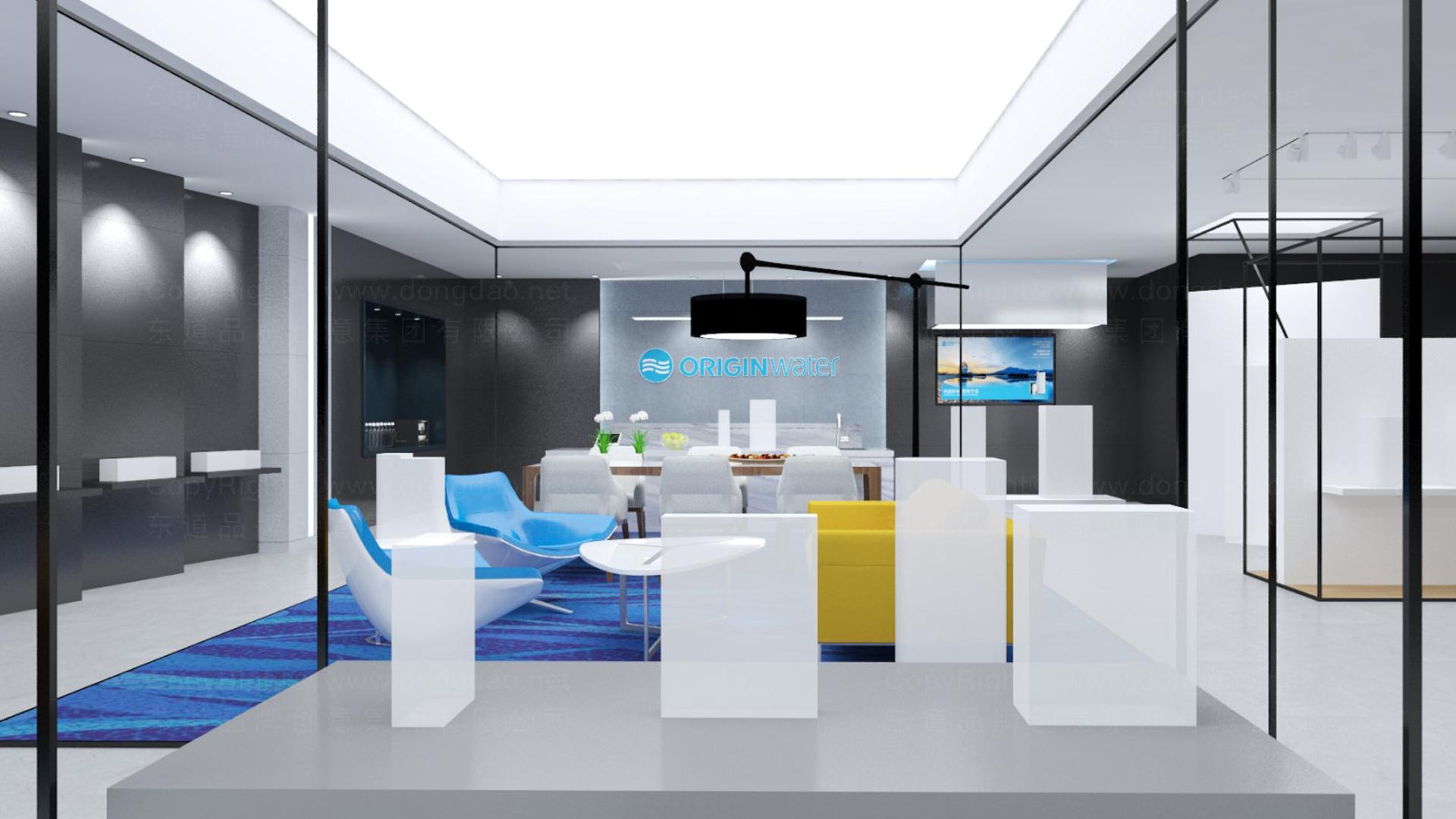 商业空间&导示碧水源SI设计应用