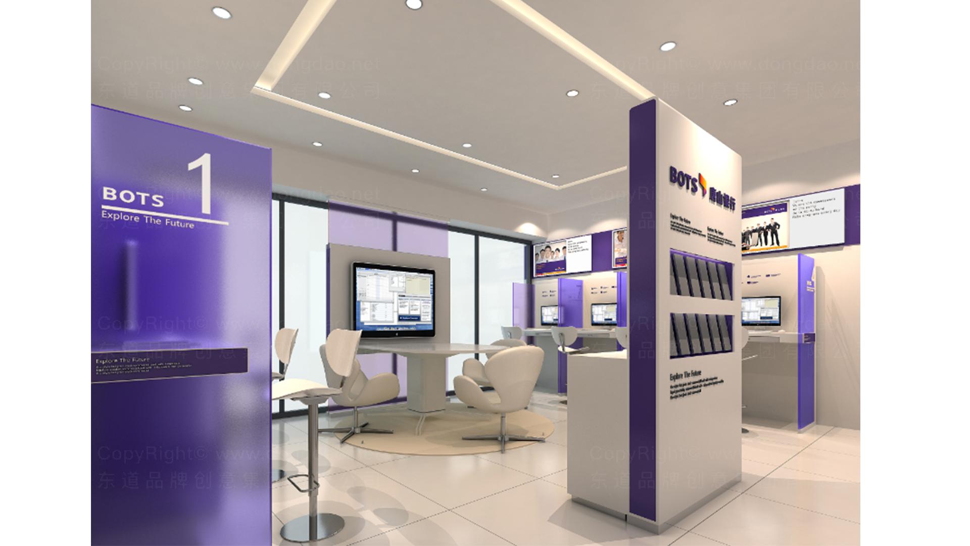 商业空间&导示唐山银行SI设计应用场景_2